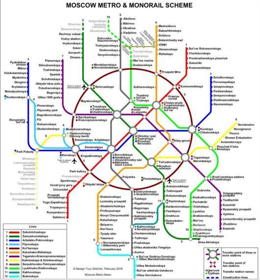 perierga.gr - Οι 15 πιο πολύπλοκοι χάρτες του κόσμου!