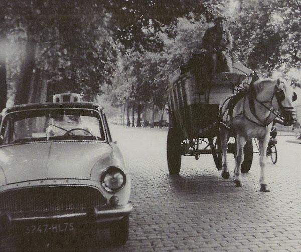 perierga.gr - Aσπρόμαυρες εικόνες του Παρισιού από τα 60s!