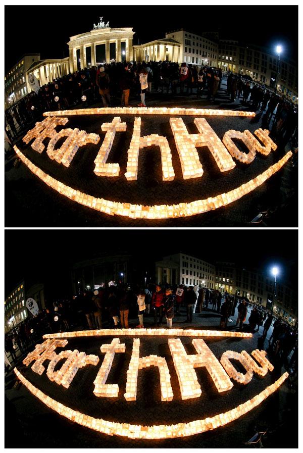 perierg.gr - Η «Ώρα της Γης» σε όλο τον κόσμο!