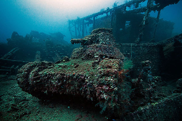 perierga.gr - Βουτιά σε εντυπωσιακά ναυάγια στον κόσμο!