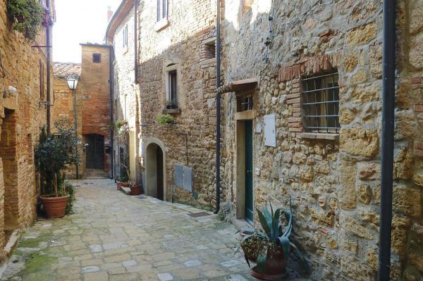 perierga.gr - Casale Marittimo: Όμορφο μεσαιωνικό χωριουδάκι!