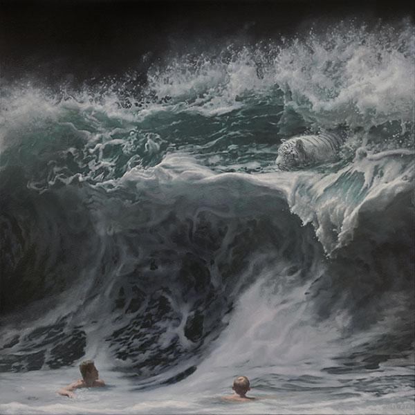 perierga.gr - Ο ζωγράφος που ζωντάνεψε τη θάλασσα!
