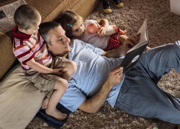perierga.gr - Υψηλότερο IQ για τα παιδιά που περνάνε χρόνο με τον πατέρα τους!