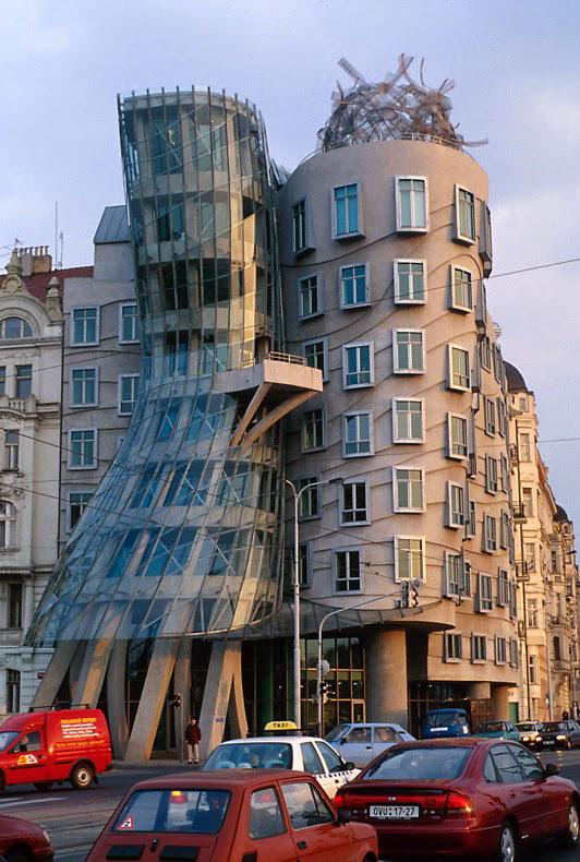 perierga.gr - Τα ωραιότερα κτήρια διά χειρός Frank Gehry!