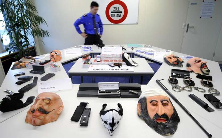 perierga.gr - Τα πιο παράξενα αντικείμενα που έχουν κατασχεθεί σε αεροδρόμια