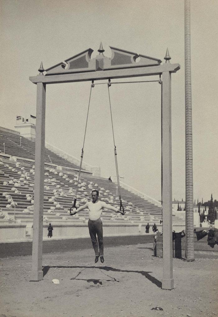 perierga.gr - Φωτογραφίες από τους πρώτους Ολυμπιακούς Αγώνες του 1896!
