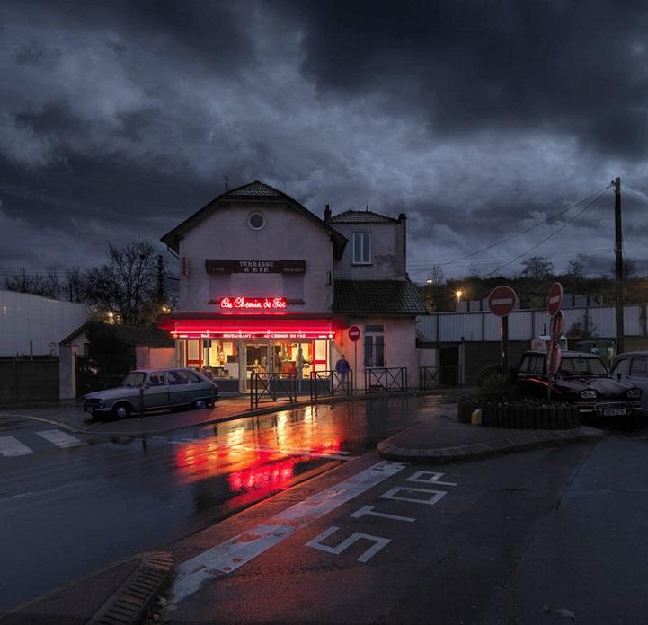 perierga.gr - Ατμοσφαιρικά cafés στο Παρίσι!