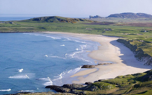 perierga.gr - Παραλίες με λευκή άμμο στην... Σκοτία!