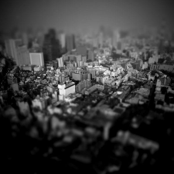 perierga.gr - Το Τόκιο σε... μικρογραφία!