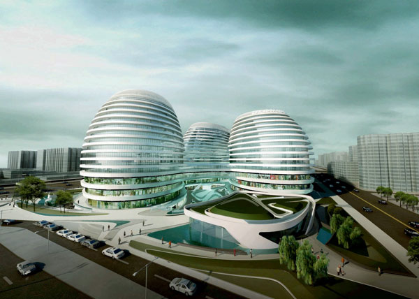 perierga.gr - 10 απίθανα κτήρια που σχεδίασε η μεγάλη αρχιτέκτονας Zaha Hadid!