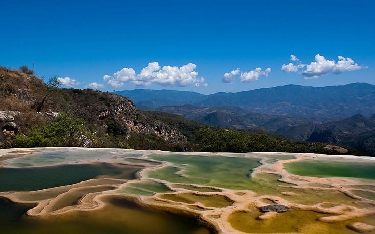 perierga.gr - Kαταρράκτης-οφθαλμαπάτη στο Μεξικό!
