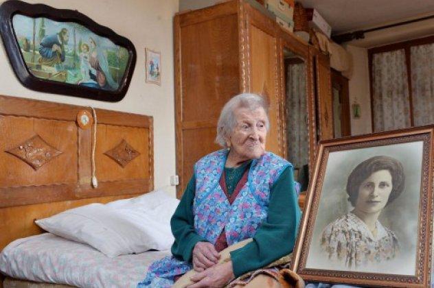 perierga.gr - H 116 ετών Ιταλίδα Emma Morano είναι ο γηραιότερος άνθρωπος στον κόσμο!