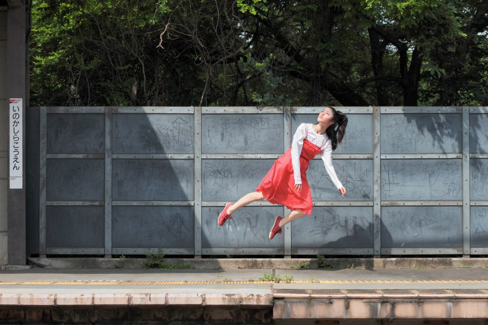 perierga.gr - Η Γιαπωνέζα Mary Poppins!