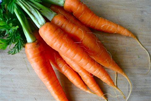perierga.gr - Το καρότο έχει περισσότερα γονίδια από τον άνθρωπο!