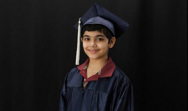 periiuerga.gr - 12χρονος... πανέτοιμος για το πανεπιστήμιο!
