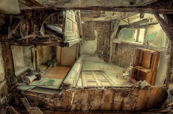 perierga.gr - Η απίστευτη ομορφιά εγκαταλειμμένων κατοικιών!