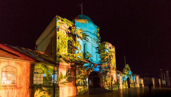 perierga.gr - Εκπληκτικό Φεστιβάλ Φωτός στο Σίδνεϊ!