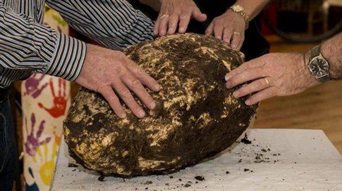 perierga.gr - Εδώδιμο βούτυρο... 2.000 ετών!