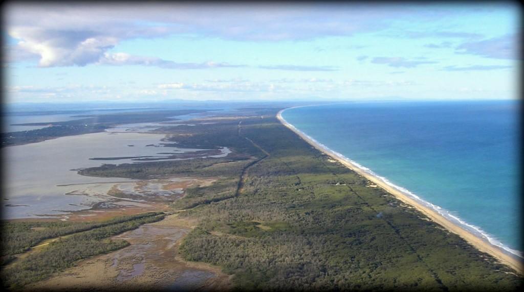 perierga.gr - Η μεγαλύτερη παραλία του κόσμου!