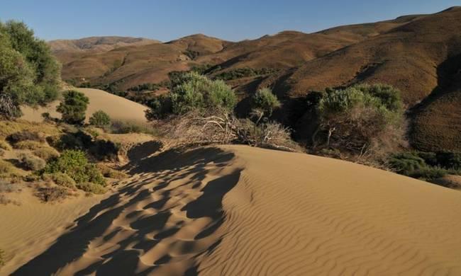 perierga.gr - Γνωρίζεις τη μοναδική έρημο της Ελλάδας!