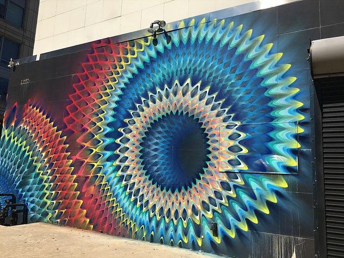 perierga.gr - Απίστευτα όμορφες καλειδοσκοπικές τοιχογραφίες!