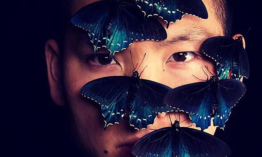 perierga.gr - Ξαναδημιούργησε σπάνιο είδος πεταλούδας στον κήπο του!