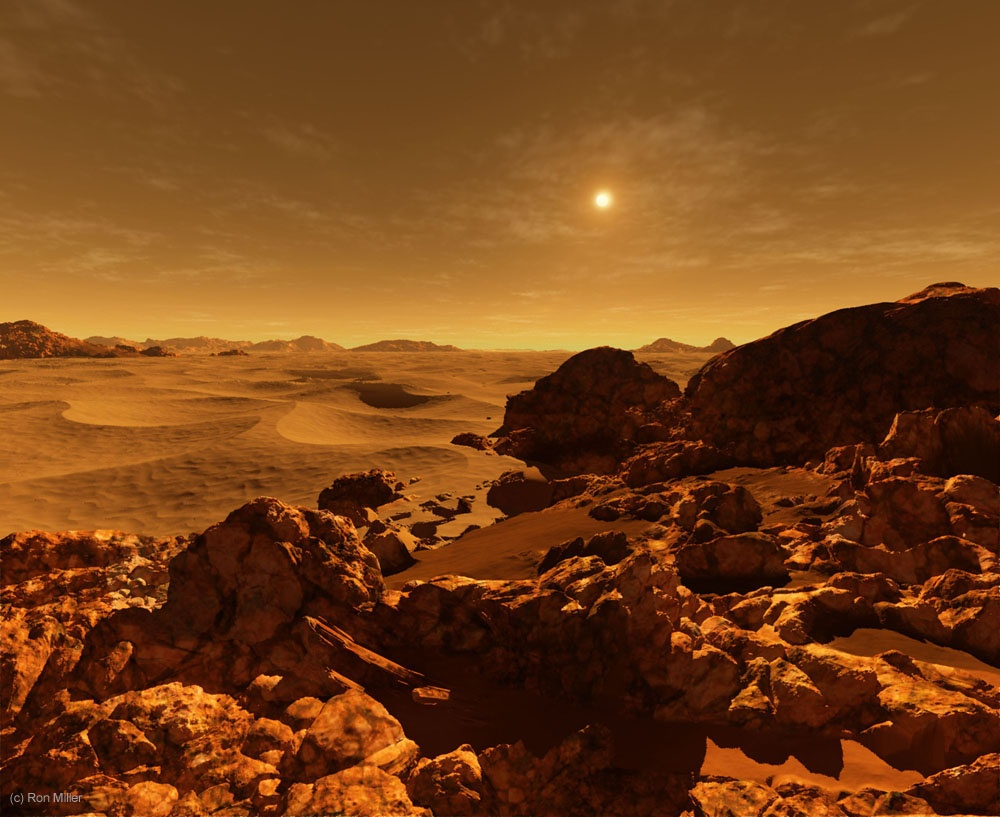 perierga.gr - Πώς μοιάζει η ανατολή σε διαφορετικούς πλανήτες;