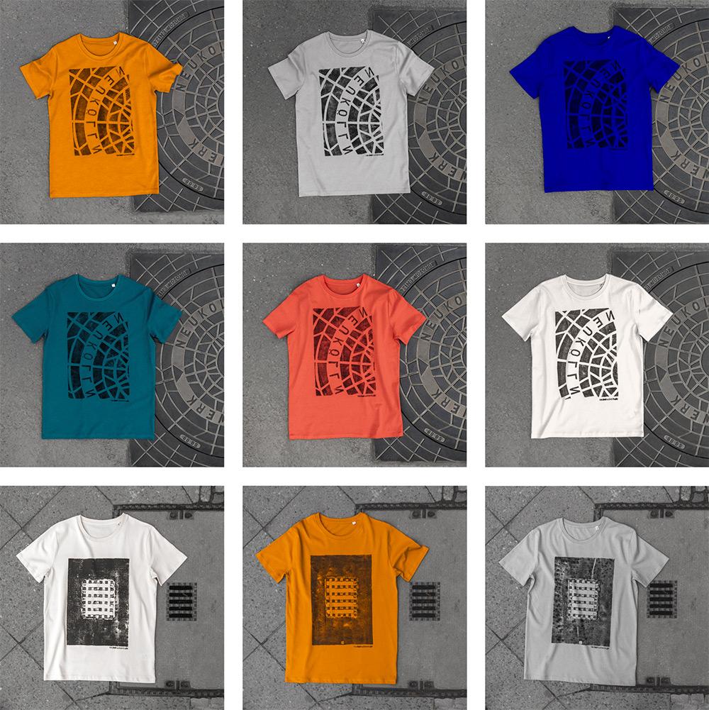 perierga.gr - Πρωτότυπες στάμπες σε T-shirts από... φρεάτια!