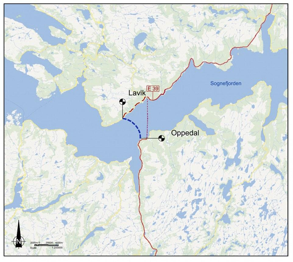 """perierga.gr - Στη Νορβηγία τα πρώτα υποβρύχια """"πλωτά"""" τούνελ!"""