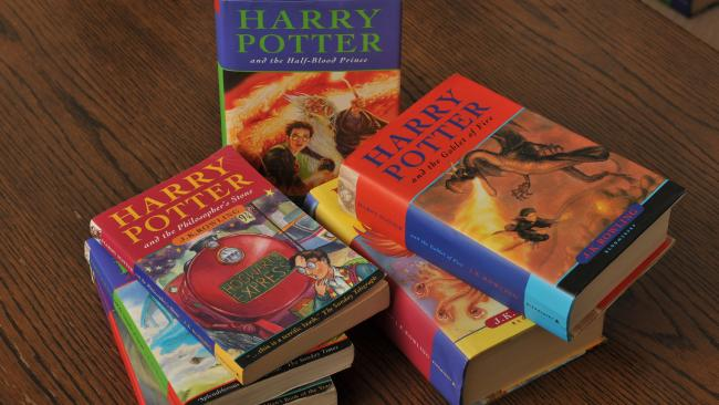 perierga.gr - Tυπογραφικό λάθος σε βιβλίο Χάρι Πότερ θα σας κάνει πλουσιότερους κατά 23.000 ευρώ!