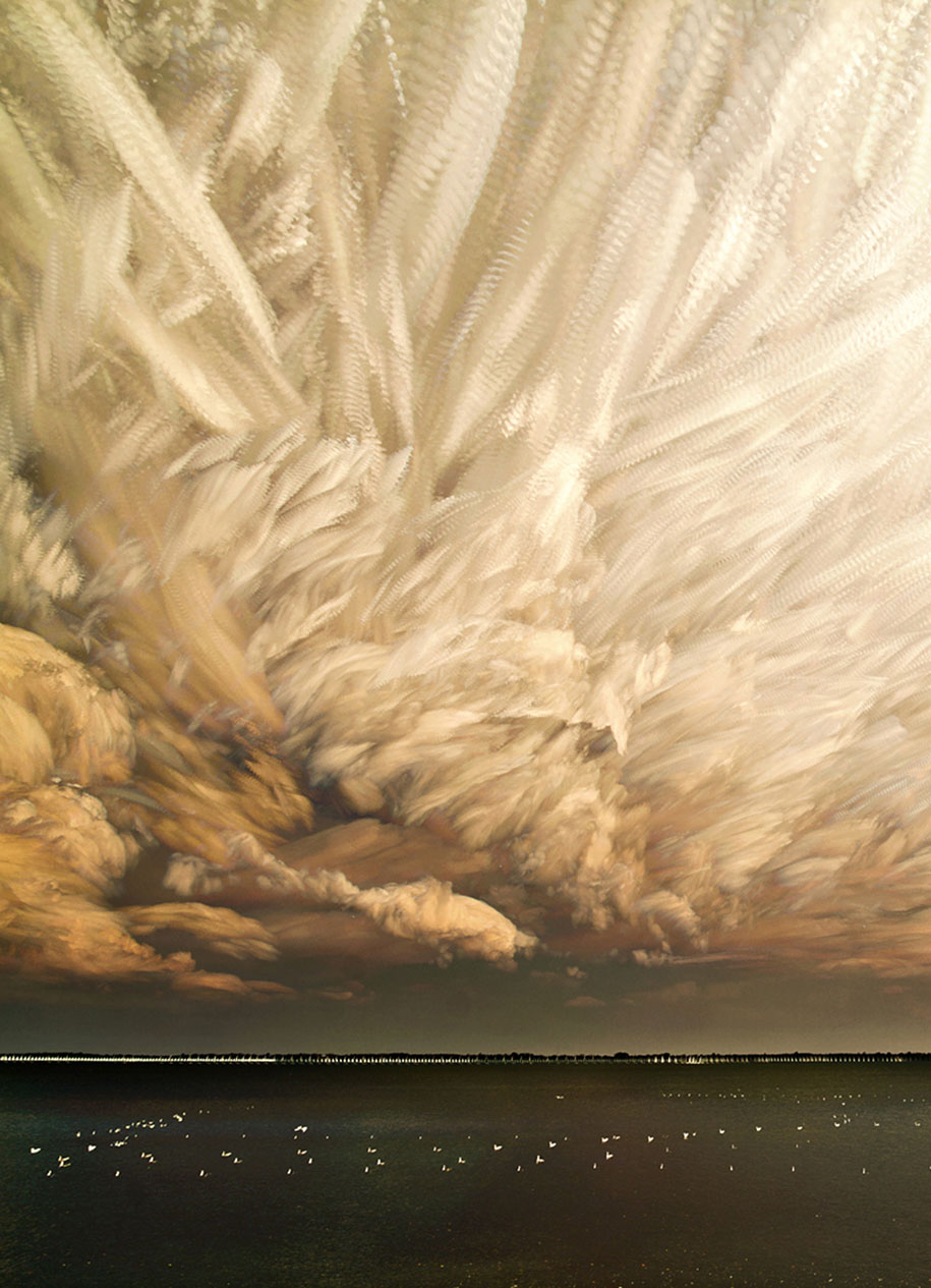perierga.gr - Σύννεφα που μοιάζουν ψεύτικα!