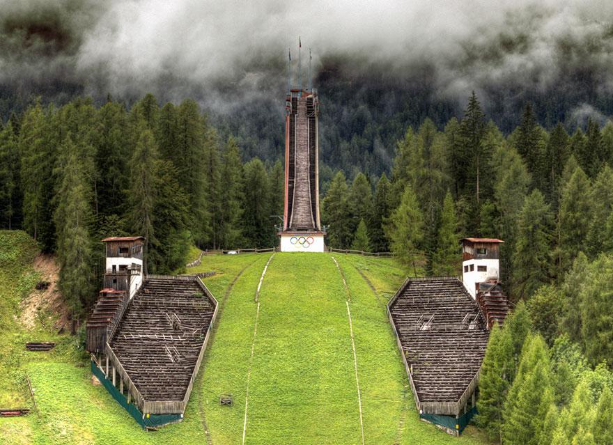 perierga.gr - Εγκαταλειμμένες ολυμπιακές εγκαταστάσεις στον κόσμο...
