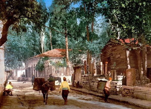 Perierga.gr - Μοναδικές φωτοχρωμίες από την Κωνσταντινούπολη του 1890!
