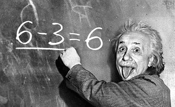 Γιατί βγάζει τη γλώσσα ο Αϊνστάιν;