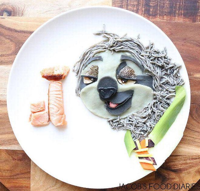 perierga.gr - Εδώδιμα έργα τέχνης στο πιάτο!