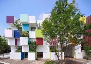 Εντυπωσιακή μοντέρνα αρχιτεκτονική στην Ιαπωνία!