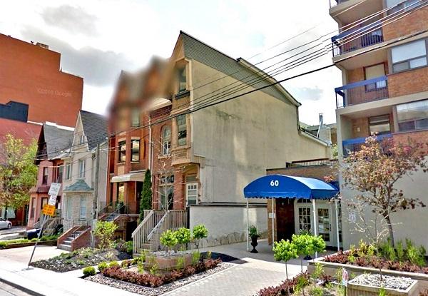 perierga.gr - Το... μισό σπίτι της οδού Αγίου Πατρικίου στο Τορόντο!