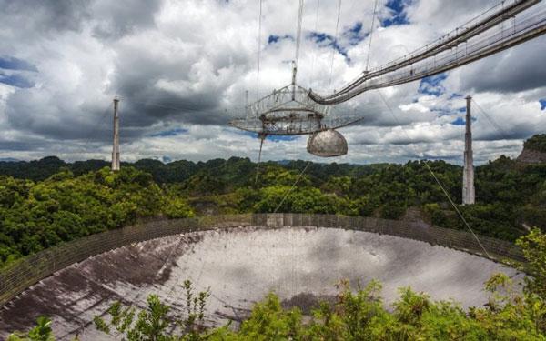 perierga.gr - Το μεγαλύτερο τηλεσκόπιο στον κόσμο!