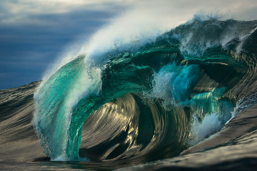 Φωτογραφίζοντας εντυπωσιακά κύματα στην Αυστραλία!