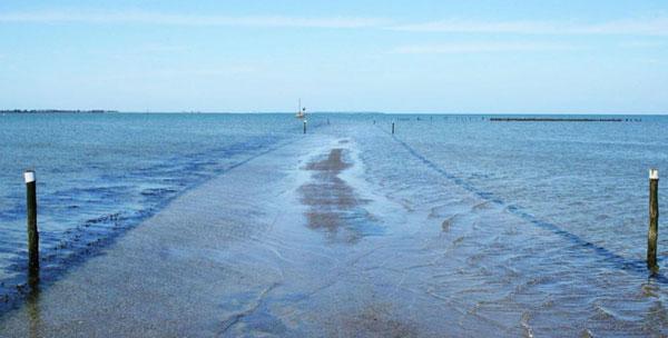 perierga.gr - Τοποθεσίες όμορφες στην άμπωτη & στην παλίρροια!
