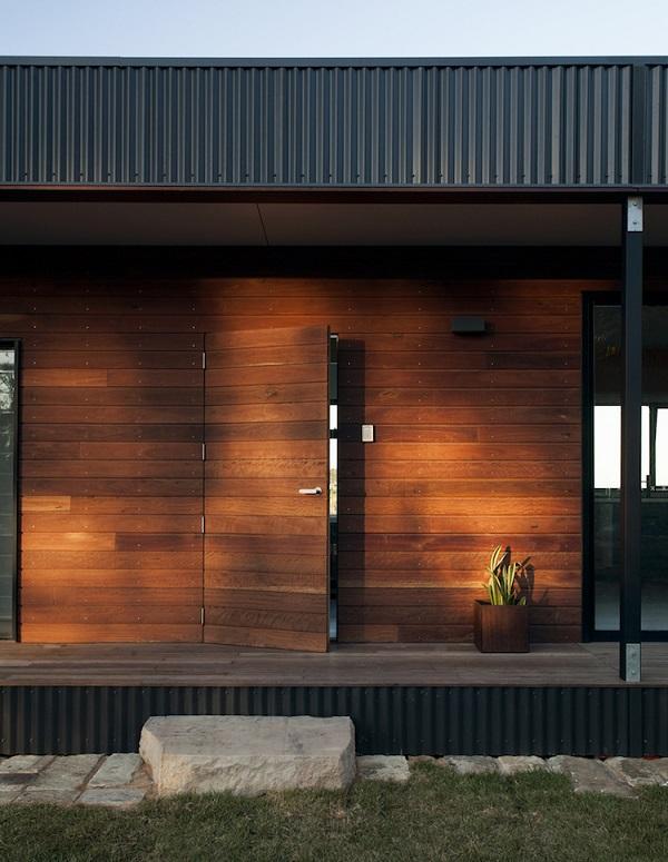 perierga.gr - Οικολογικό σπίτι κατασκευάστηκε σε μόλις 6 εβδομάδες!
