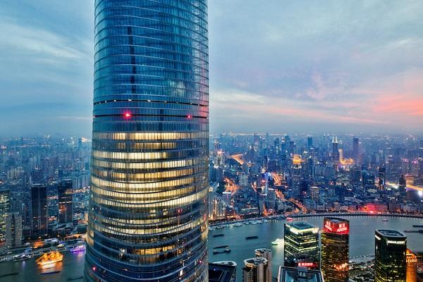 "perierga.gr - Το ψηλότερο κτήριο της Κίνας και αρχιτεκτονικό ""θαύμα"" της χρονιάς!"