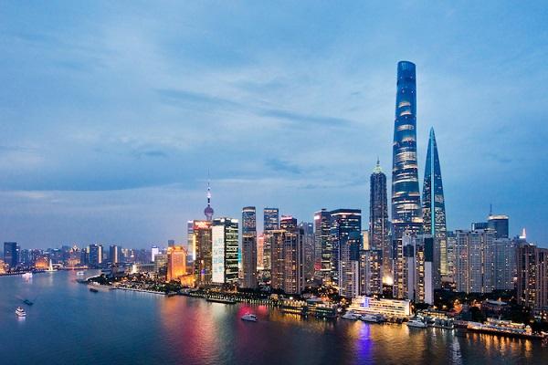 """Το ψηλότερο κτήριο της Κίνας και αρχιτεκτονικό """"θαύμα"""" της χρονιάς!"""