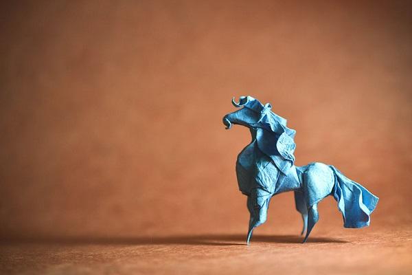 perierga.gr - Υπέροχες δημιουργίες οριγκάμι από το ζωικό βασίλειο!