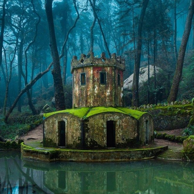 perierga.gr - Εγκαταλειμμένα μέρη που κόβουν την ανάσα!