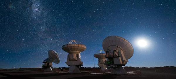 Αστρονόμοι ισχυρίζονται ότι εντόπισαν 234 εξωγήινους πολιτισμούς