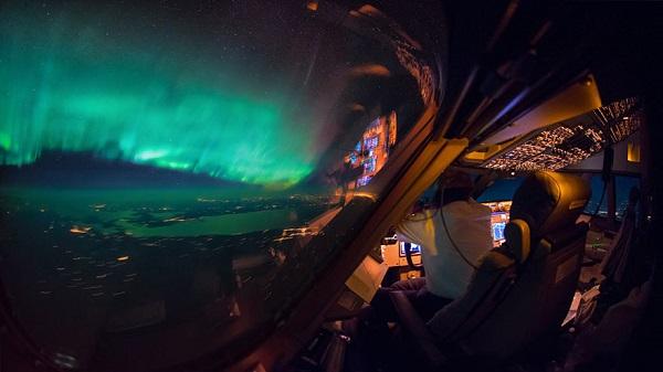 perierga.gr - Πιλότος Boeing 747 απαθανατίζει υπέροχες εικόνες!