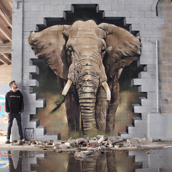 perierga.gr - Γκραφίτι στον κόσμο εντυπωσιάζουν!