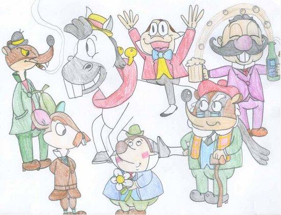 Υπέροχες ζωγραφιές από ένα 12χρονο κορίτσι με αυτισμό