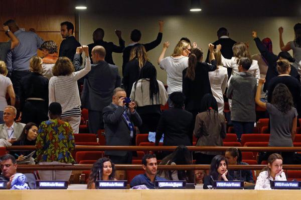 Perierga.gr-Ο ΟΗΕ ανακήρυξε τη Wonder Woman πρέσβειρα καλής θέλησης